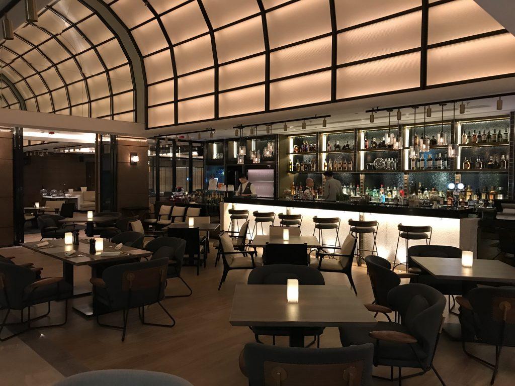 海洋公園萬豪酒店-Pier Lounge (酒吧)