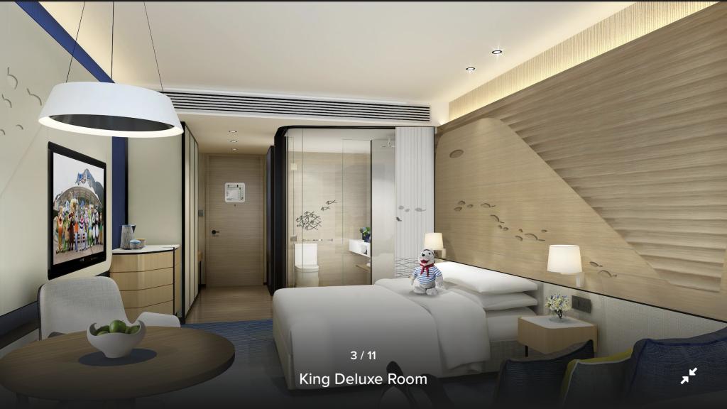 ocean park marriott king deluxe room