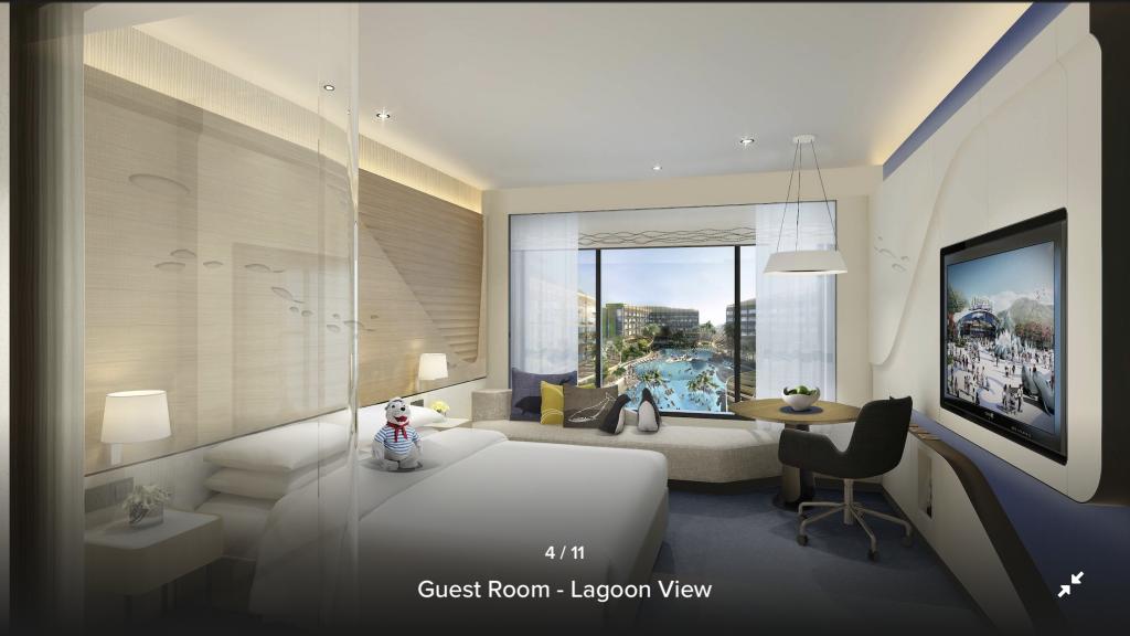 ocean park marriott king room