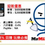 安信WEWA信用卡銀聯鑽石卡(額外HK$100連結) 訂酒店指定類別4%回贈 迎新有日本來回機票學生都申請到