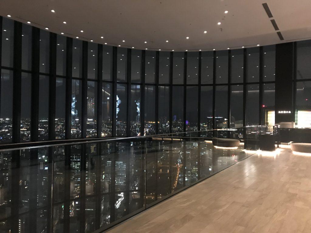 大阪康萊德酒店設施-酒店大堂右側有Aeria高檔朱古力店