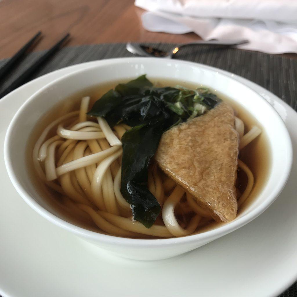 大阪康萊德酒店 Atmos Dining-早餐有腐皮烏冬
