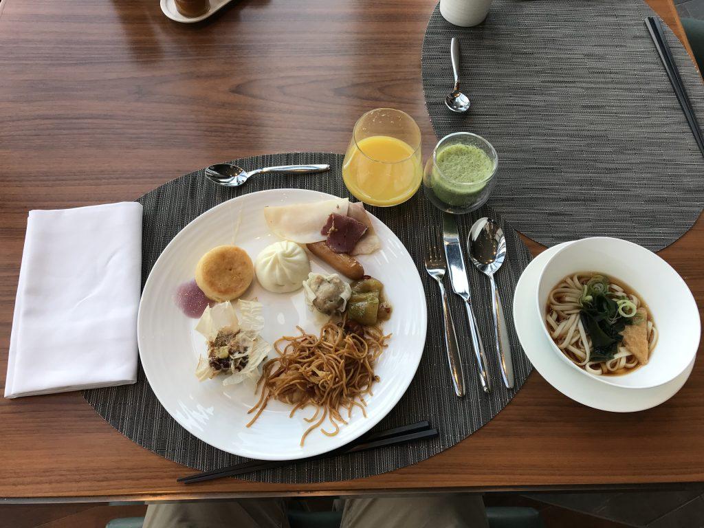 大阪康萊德酒店Atmos Dining-是日早餐