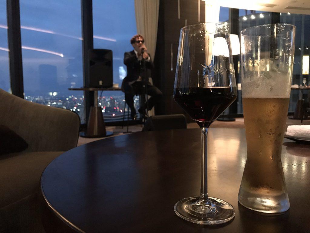 Conrad Osaka Lounge