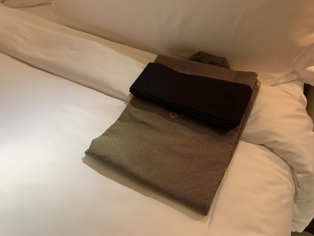 大阪瑞吉酒店-睡袍