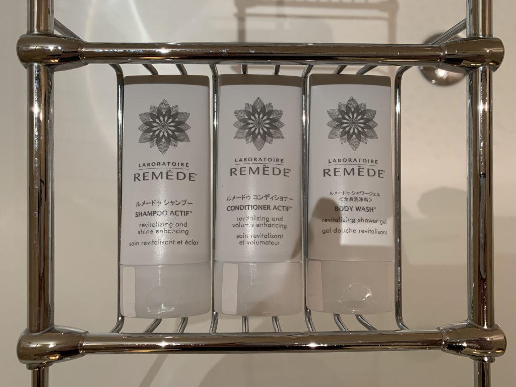 The St. Regis Osaka-酒店使用Remede浴室備品