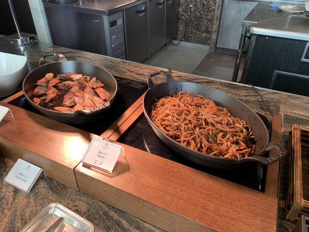 The St. Regis Osaka La Veduta 餐廳-三文魚及意粉