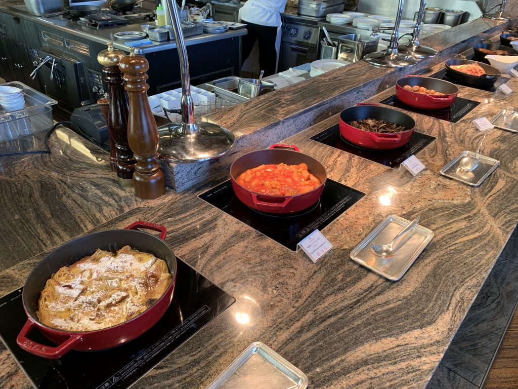 The St. Regis Osaka La Veduta 餐廳-西式早餐