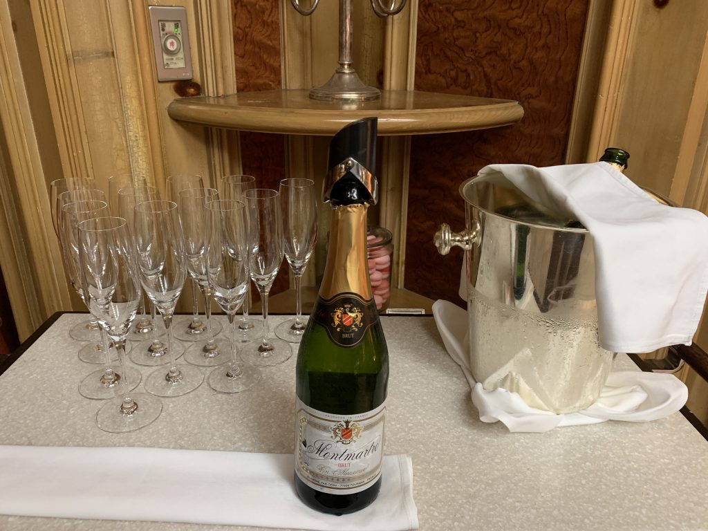 The Ritz-Carlton Osaka Splendido餐廳-香檳任飲
