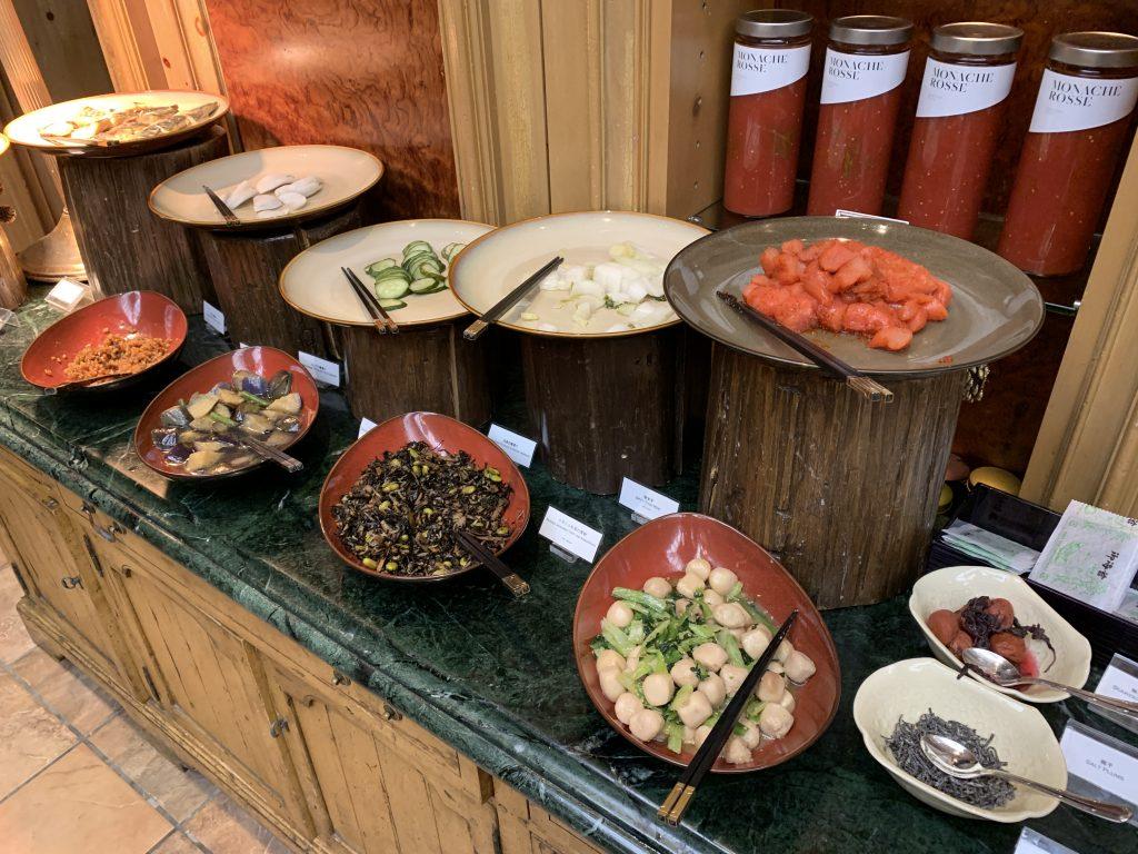大阪麗思卡爾頓酒店Splendido餐廳-日式食物
