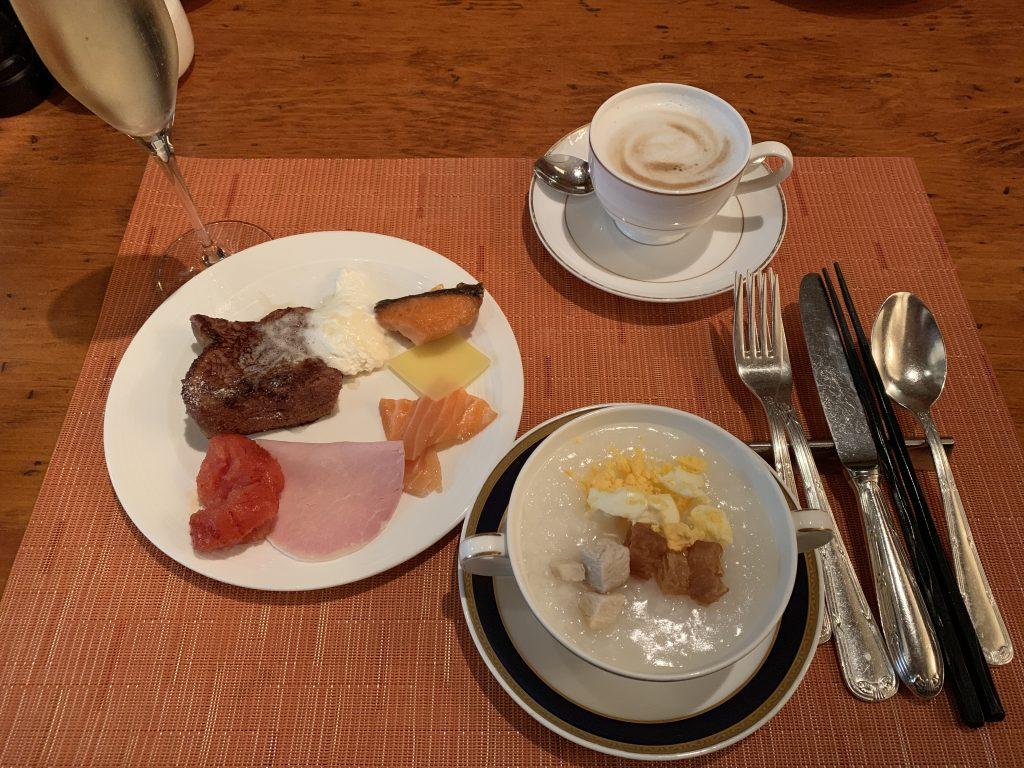 The Ritz-Carlton Osaka Splendido餐廳-是日早餐1