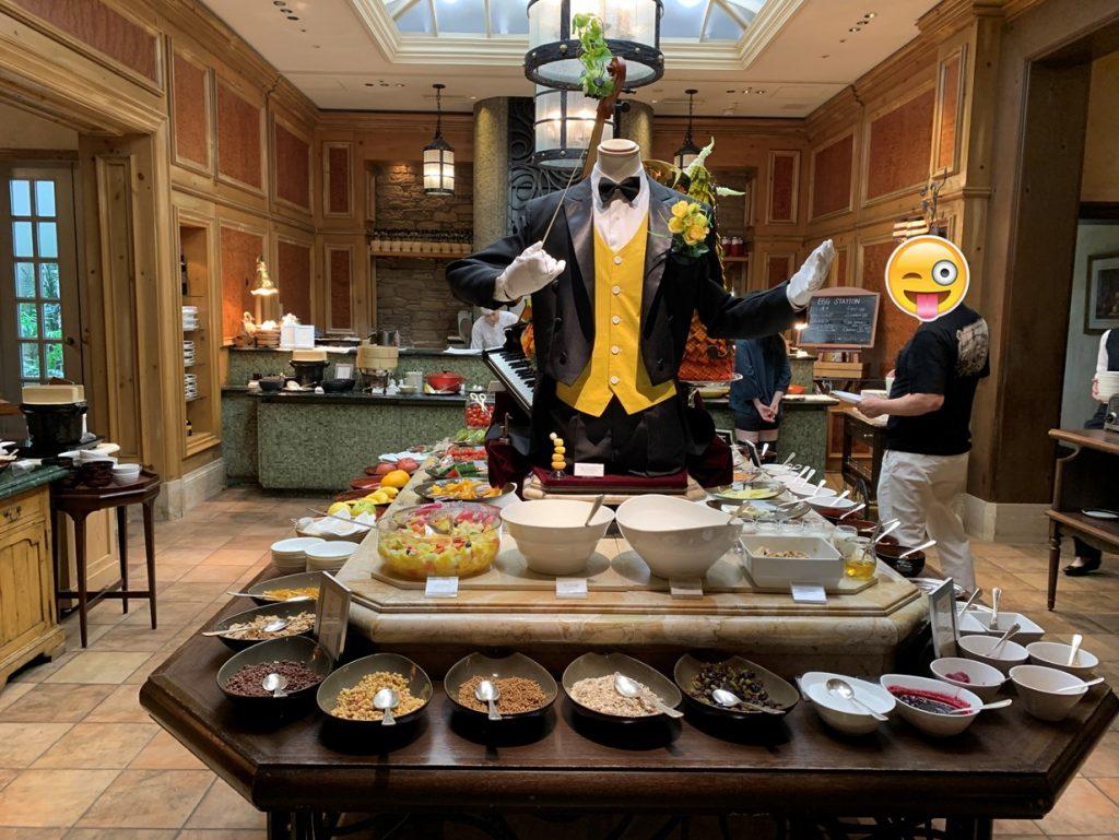 大阪麗思卡爾頓酒店Splendido餐廳-沙律吧