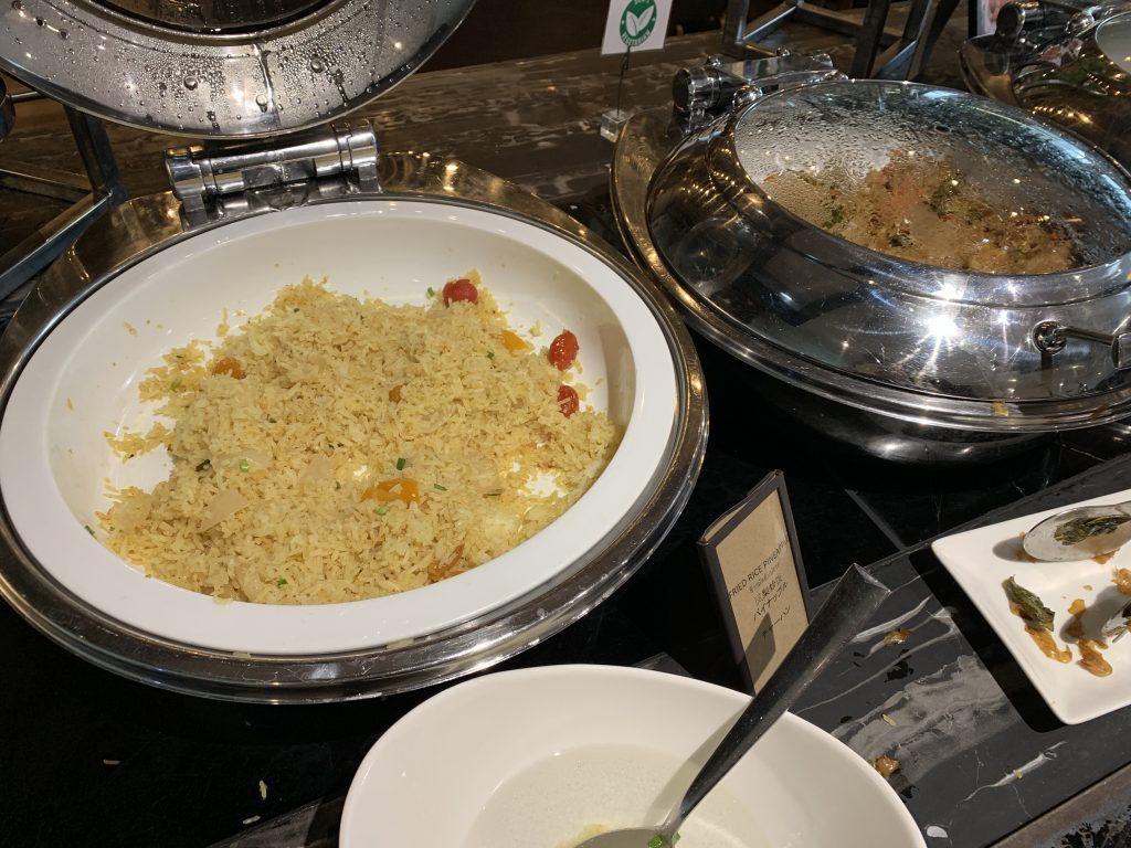 曼谷希爾頓素坤逸酒店Scalini餐廳-中式炒飯