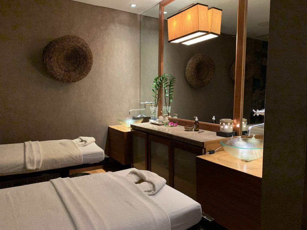 曼谷港麗酒店-今次預約做60分鐘男士按摩