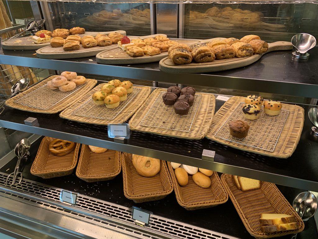 香港天際萬豪酒店天際咖啡室-西式甜包糕點