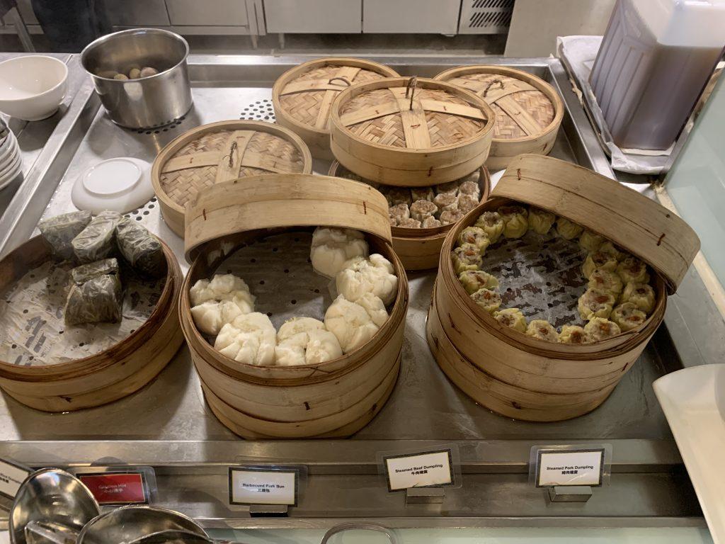 香港天際萬豪酒店天際咖啡室-中式點心