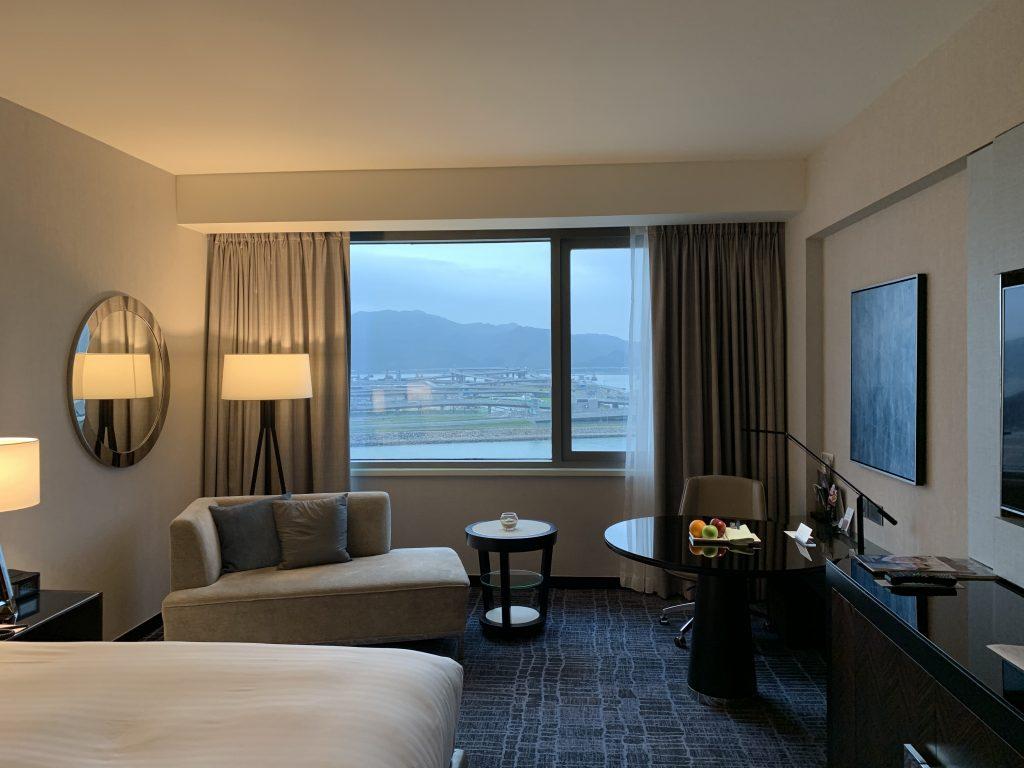 香港天際萬豪酒店-Premier Room