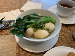 香港海洋公園萬豪酒店早餐 (1)