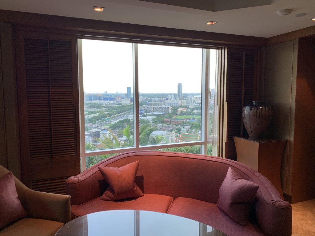 Executive Lounge-景觀開揚