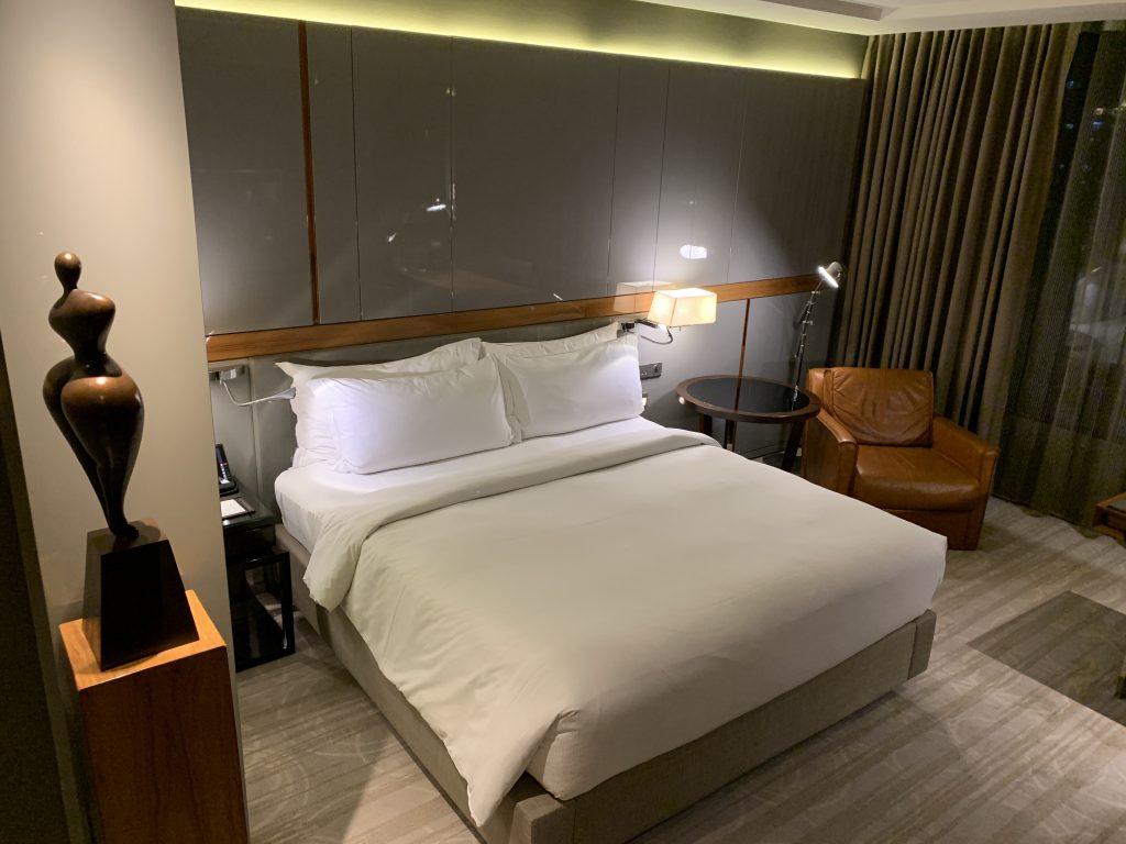 曼谷希爾頓素坤逸酒店-King Deluxe Room