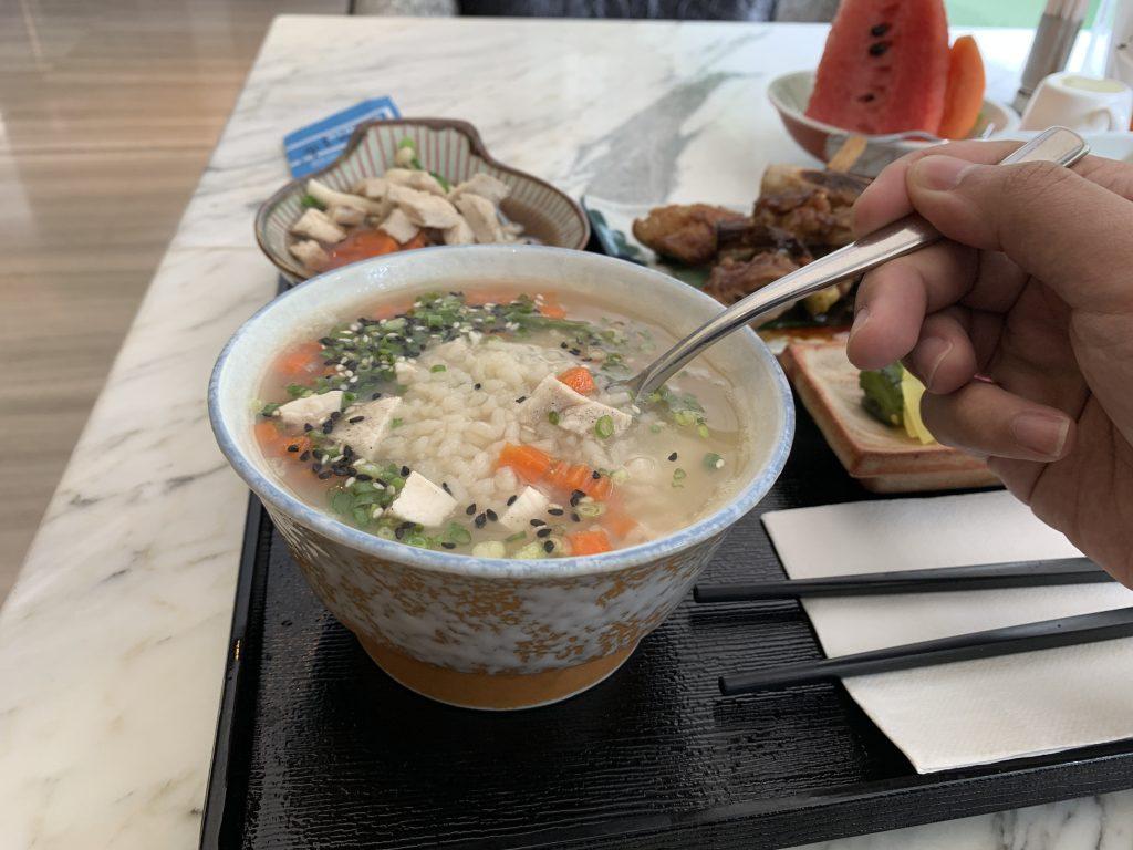Hilton Sukhumvit Bangkok Mondo餐廳-日式湯飯