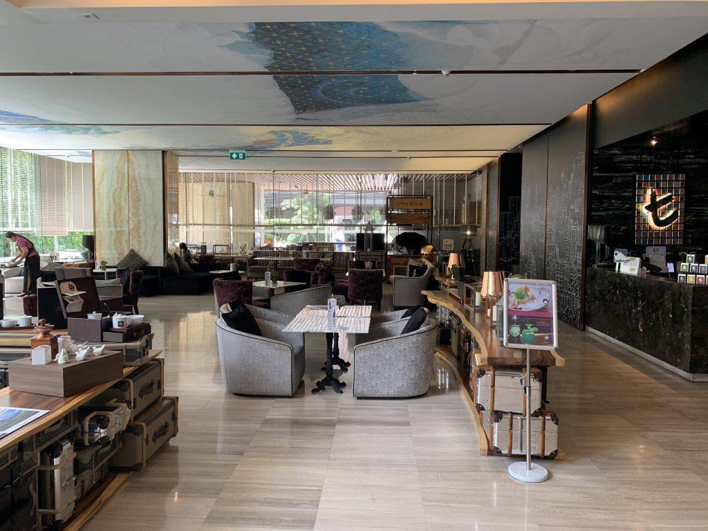 曼谷希爾頓素坤逸飯店-Mondo餐廳