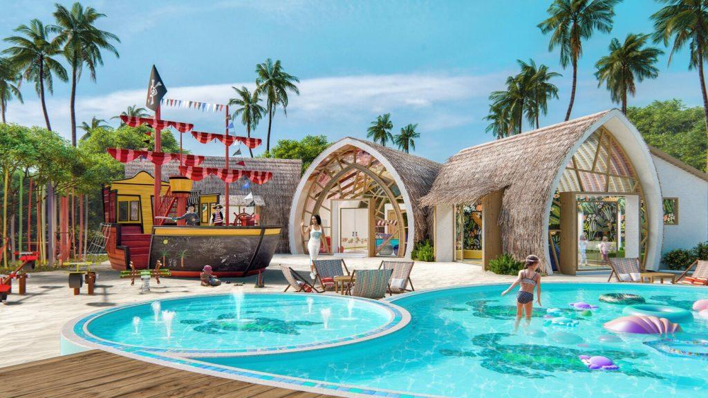 JW Marriott Maldives Resort & Spa- Kid's Club by JW 孩童俱樂部(圖:萬豪官網)