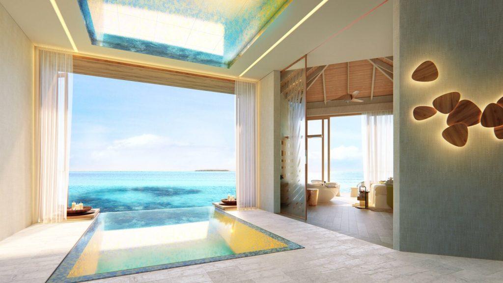 JW Marriott Maldives Resort & Spa- Spa by JW 貴族護理房(圖:萬豪官網)