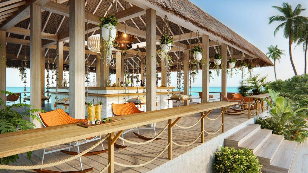 JW Marriott Maldives Resort & Spa-Horizon 異國風味雞尾酒(圖:萬豪官網)