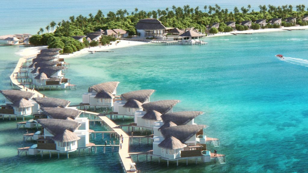 JW Marriott Maldives Resort & Spa -北部島嶼