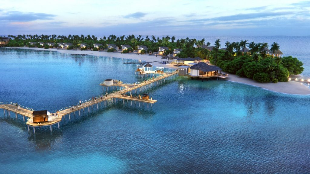 JW Marriott Maldives Resort & Spa -南部島嶼