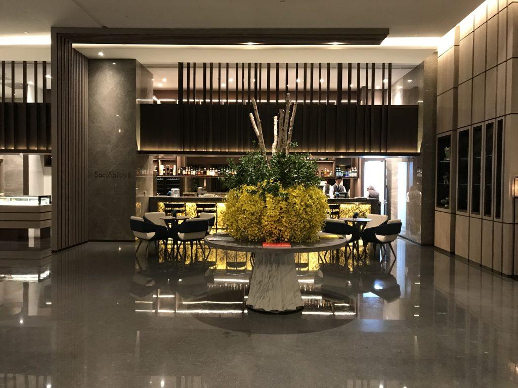 Hilton Taipei Sinban設施-酒店裝飾品