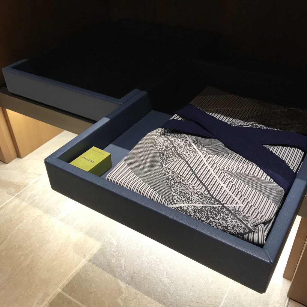 Hilton Nagoya-房間提供日式浴衣