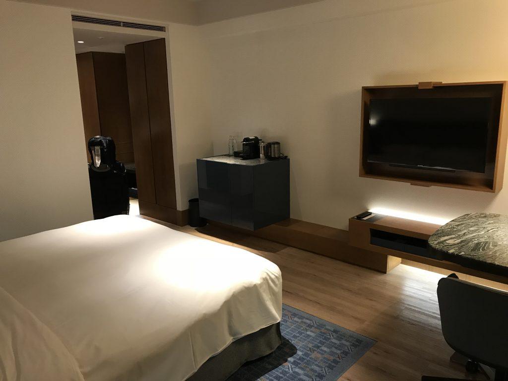 名古屋希爾頓酒店-餐飲吧在電視隔離