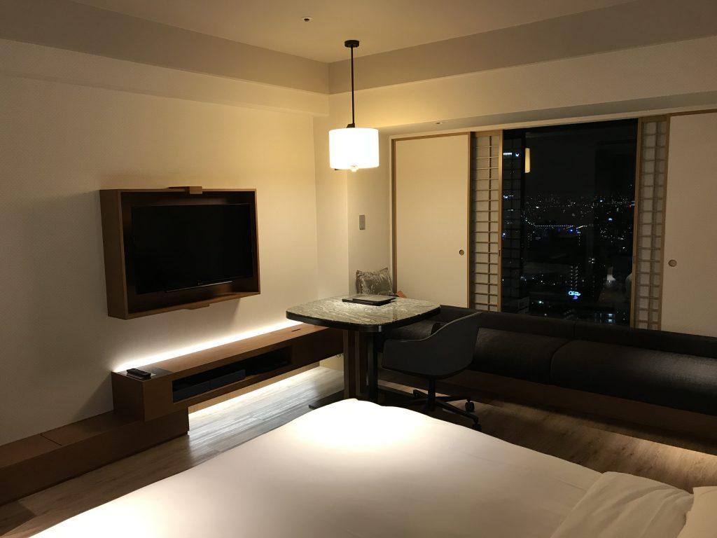 名古屋希爾頓酒店-King Executive Room