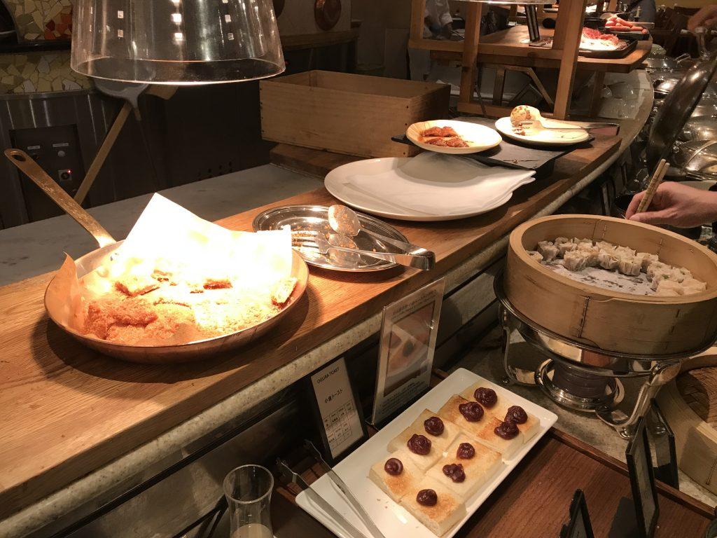 名古屋希爾頓酒店Brasserie The Terrace-日式早餐