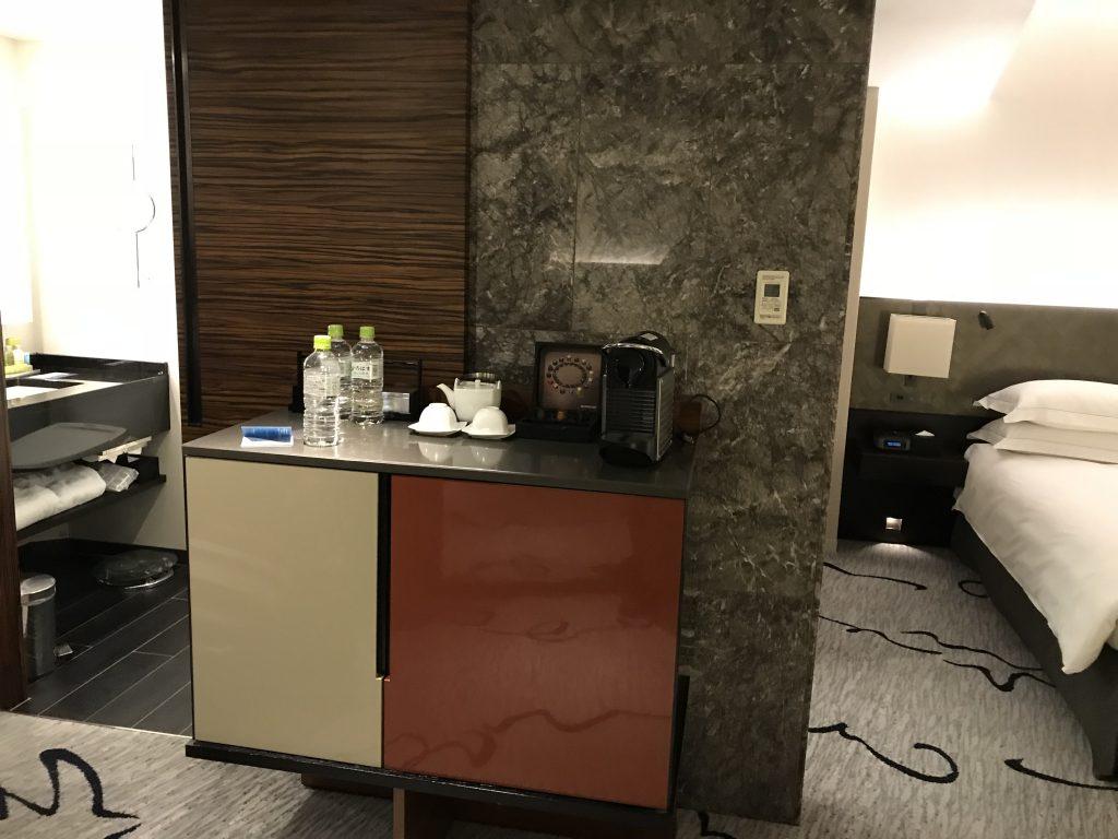 東京希爾頓酒店-套房餐飲吧