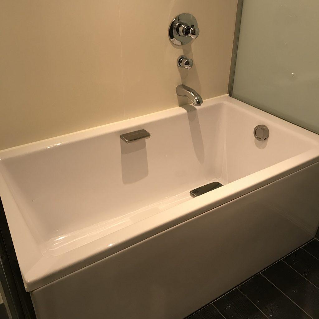Hilton Tokyo-浴缸