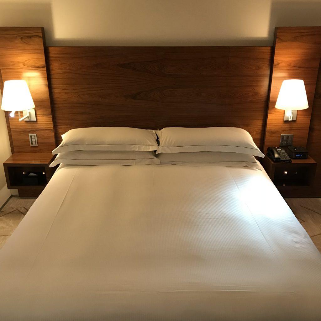 東京希爾頓酒店-King Size床褥