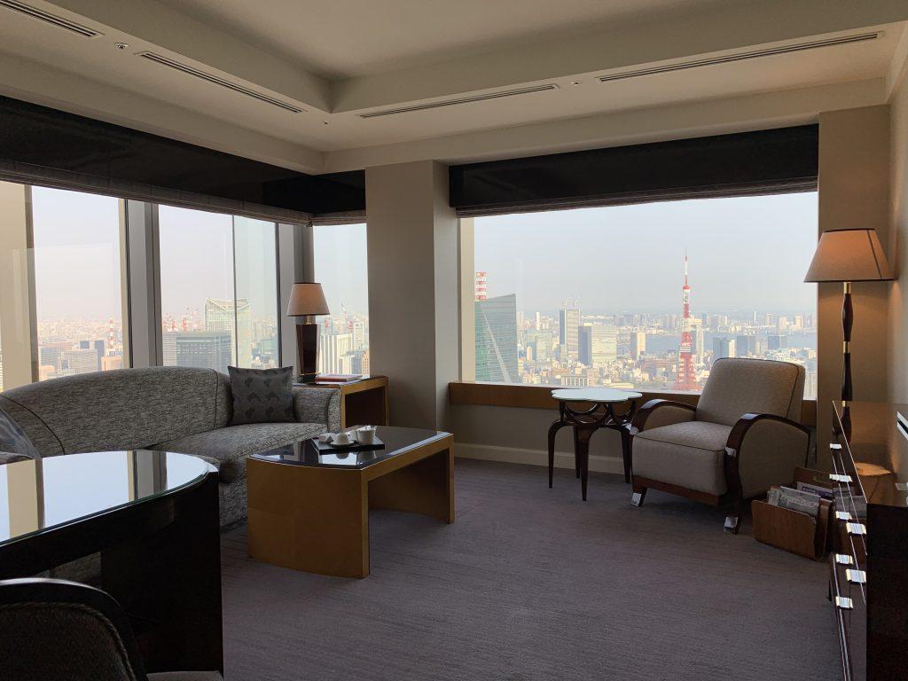 東京麗思卡爾頓酒店-Millenia Suite