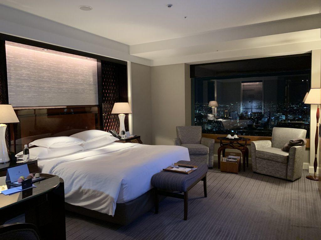 東京麗思卡爾頓酒店-Deluxe Room