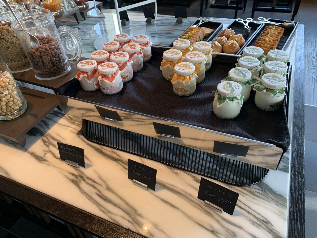 The Ritz-Carlton Tokyo Towers-各種口味的乳酪
