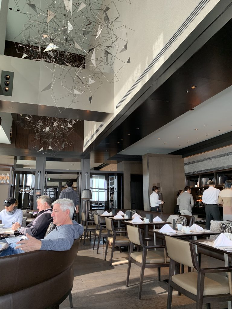 東京麗思卡爾頓酒店 Towers-餐廳環境