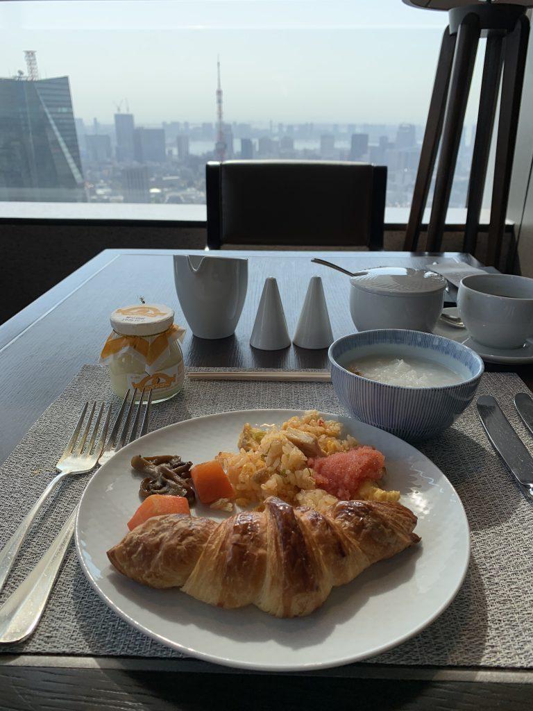 The Ritz-Carlton Tokyo Towers-是日早餐2