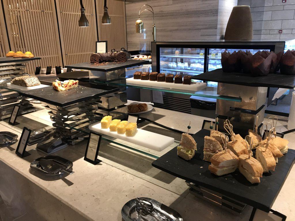 深圳蛇口希爾頓南海酒店Kitchencraft廚藝餐廳-麵包西餅