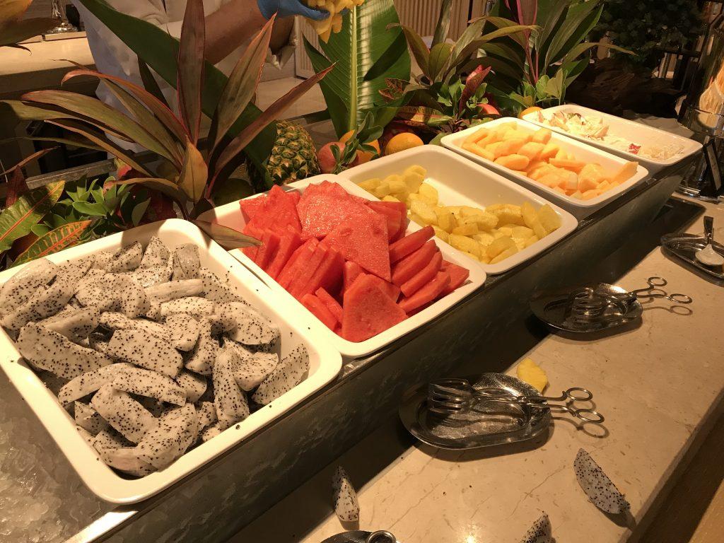 Hilton Shenzhen Shekou Nanhai Kitchencraft廚藝餐廳-水果吧