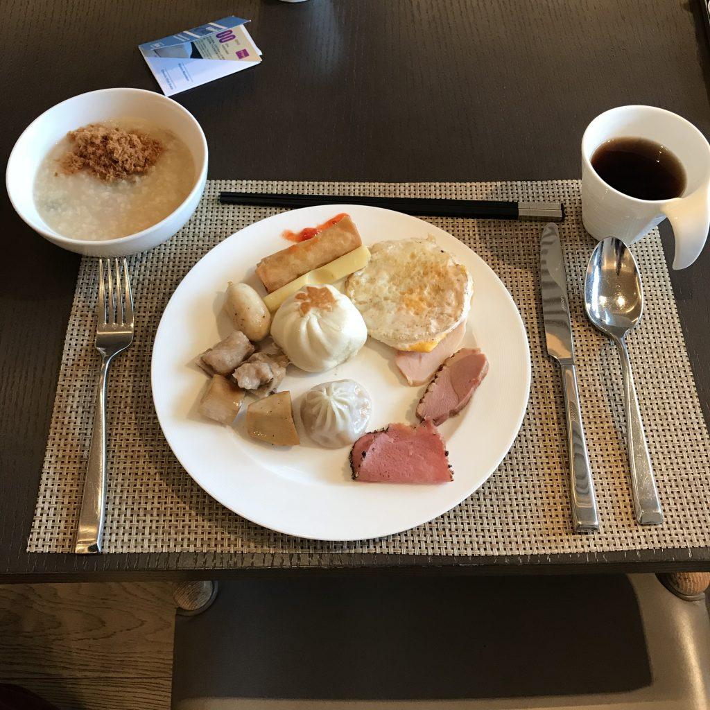 Hilton Shenzhen Shekou Nanhai Kitchencraft廚藝餐廳-是日早餐1