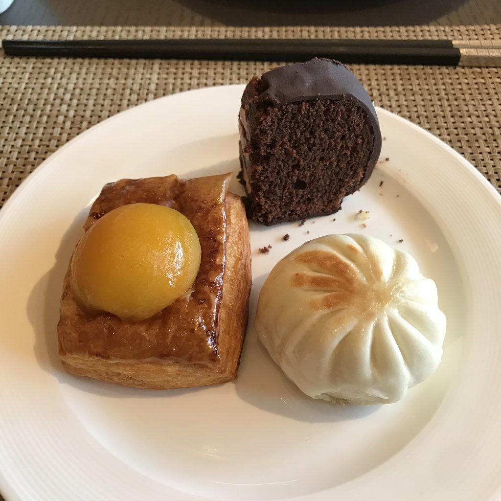 Hilton Shenzhen Shekou Nanhai Kitchencraft廚藝餐廳-是日早餐2