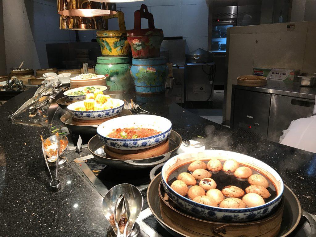 澳門金沙城中心康萊德酒店奧旋自助餐Grand Orbit-中式熟食