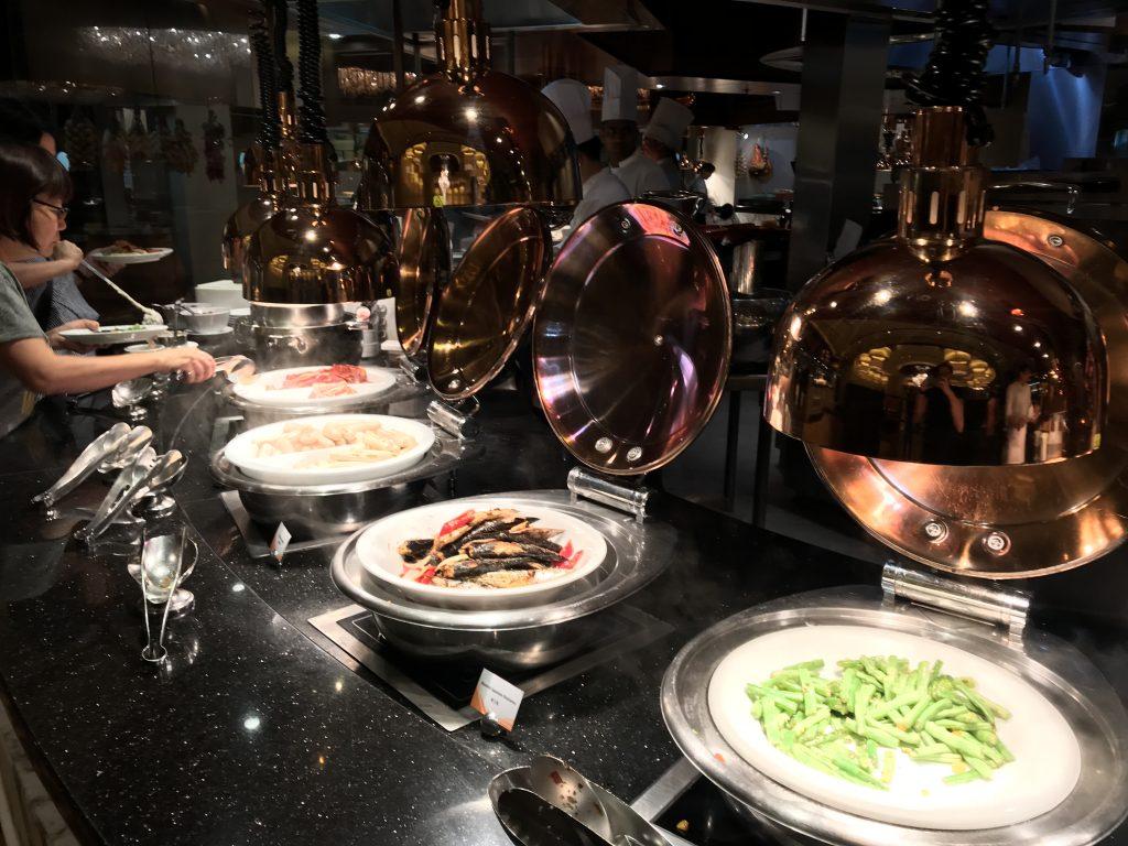 Conrad Macao Cotai Central奧旋自助餐Grand Orbit自助早餐-西式熟食